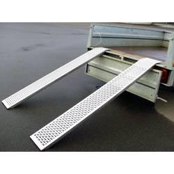 nakladalna rampa 400 kg aluminij HP Autozubehör 11274 Auffahrrampe Alu 150 cm / 400 kg 150 mm x 21.5 mm x 3.5 cm