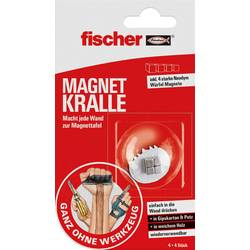 Fischer Magnetno držalo 4 KOS 545954