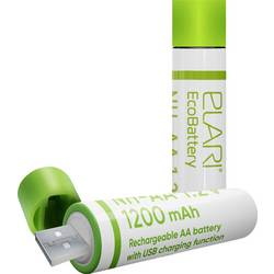 Elari Eco-Battery mignon (AA) akumulator NiMH 1200 mAh 1.2 V 2 St.