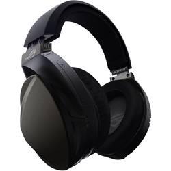Asus ROG Strix Fusion Wireless Igralni naglavni komplet 2,4 GHz brezžočno, USB Brezžične Over Ear Črna