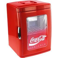 MobiCool Coca Cola MF25 AC/DC mini hladilnik/party hladilnik EEK: A++ (A+++ - D) termoelektrični 12 V/DC, 230 V/AC rdeča (jasna)