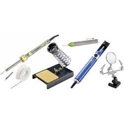 TOOLCRAFT Adjustable Starter Set spajkalnik-komplet 230 V 60 W oblika svinčnika +200 do +450 °C vklj. spajkalna palica, vklj. sp