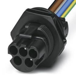 Stražnji zid priključka na uređaju PRC 5-FT25-MC4-150 crna, plava boja, siva, smeđa boja, zelena, žuta Phoenix Contact Sadržaj: