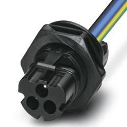 Stražnji zid priključka na uređaju PRC 3-FT25-MC2,5-150 crna, plava boja, zelena, žuta Phoenix Contact Sadržaj: 10 St.