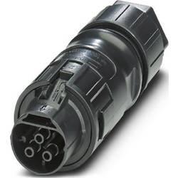 Spojni konektor PRC 3-FC-FS6 16-21 crna Phoenix Contact Sadržaj: 10 St.