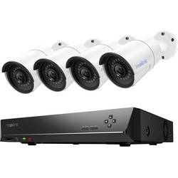 Reolink RLK8-410B4 lan ip-set sigurnosne kamere 8-kanalni sa 4 kamere 2560 x 1920 piksel