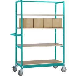 Manuflex TV1052.5021 TV1052.5021 etažni voziček vodno modra