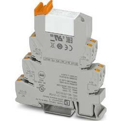 relejni modul 1 St. Phoenix Contact PLC-RPT- 24UC/21-21/RW Nazivni napon: 24 V/DC Prebacivanje struje (maks.): 6 A 2 prebacivanj
