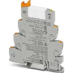relejni modul 10 St. Phoenix Contact PLC-RPT-24DC/21/EX Nazivni napon: 24 V/DC Prebacivanje struje (maks.): 6 A 1 prebacivanje