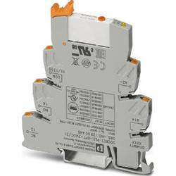 relejni modul 1 St. Phoenix Contact PLC-RPT- 24DC/21/MS Nazivni napon: 24 V/DC Prebacivanje struje (maks.): 6 A 1 prebacivanje