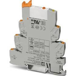 relejni modul 1 St. Phoenix Contact PLC-RPT- 24UC/21/MS Nazivni napon: 24 V DC/AC Prebacivanje struje (maks.): 6 A 1 prebacivanj