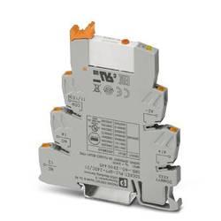 relejni modul 1 St. Phoenix Contact PLC-RPT- 24DC/21AU/MS Nazivni napon: 24 V/DC Prebacivanje struje (maks.): 50 mA 1 prebacivan