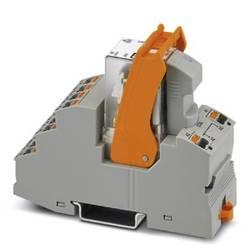 relejni modul 1 St. Phoenix Contact RIF-2-RPT-LV-230AC/4X21/EX Nazivni napon: 230 V/AC Prebacivanje struje (maks.): 5 A 4 prebac