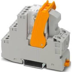 relejni modul 1 St. Phoenix Contact RIF-2-RSC-LDP-24DC/4X21/EX Nazivni napon: 24 V/DC Prebacivanje struje (maks.): 6 A 4 prebaci