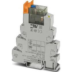 relejni modul 1 St. Phoenix Contact PLC-RSC- 24DC/21-21/MS Nazivni napon: 24 V/DC Prebacivanje struje (maks.): 6 A 2 prebacivanj
