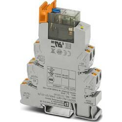 relejni modul 1 St. Phoenix Contact PLC-RPT- 24DC/21-21/MS Nazivni napon: 24 V/DC Prebacivanje struje (maks.): 6 A 2 prebacivanj
