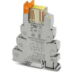 relejni modul 1 St. Phoenix Contact PLC-RSC- 24DC/2X21/FG Nazivni napon: 24 V/DC Prebacivanje struje (maks.): 6 A 2 prebacivanje