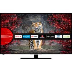 JVC LT-65VU6900 LED-TV 164 cm 65 palec EEK A+ (A+++ - D) črna