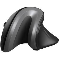 Trust VERRO bežični ergonomski miš optički ergonomski crna