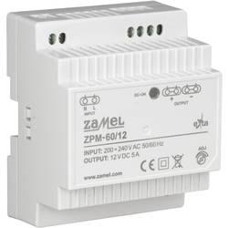 Zamel ZPM-60/12 prekidač napajanja 12 V 5 A 60 W 1 x