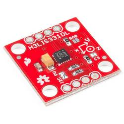 Sparkfun SEN-14480 senzor ubrzanja 1 St. Pogodno za: Arduino