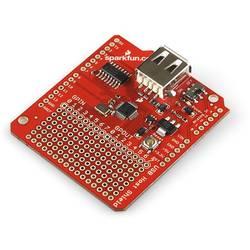 Sparkfun DEV-09947 ekspanzijska ploča 1 St. Pogodno za: Arduino