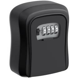 Basi 2101-0000-SCHW SSZ 200 trezor za zaklepanje s ključem zaklepanje s številčnico