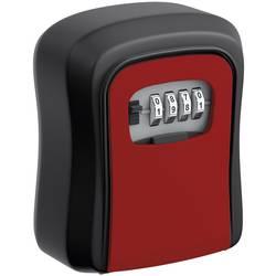Basi 2101-0000-ROT SSZ 200 trezor za zaklepanje s ključem zaklepanje s številčnico