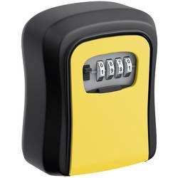 Basi 2101-0000-GELB SSZ 200 trezor za zaklepanje s ključem zaklepanje s številčnico