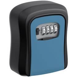 Basi 2101-0000-BLAU SSZ 200 trezor za zaklepanje s ključem zaklepanje s številčnico
