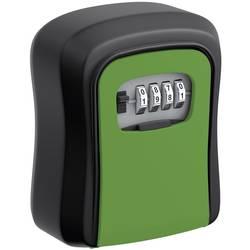 Basi 2101-0000-GRÜN SSZ 200 trezor za zaklepanje s ključem zaklepanje s številčnico