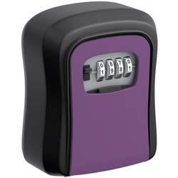 Basi 2101-0000-LILA SSZ 200 trezor za zaklepanje s ključem zaklepanje s številčnico