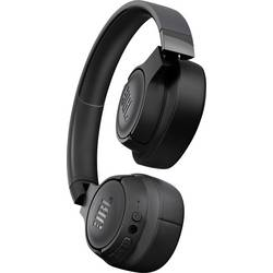 JBL Harman TUNE 700 BT hifi over ear slušalke over ear zložljive črna