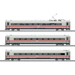TRIX H0 T23976 H0 komplet osebnih vozil 3 ICE 4 zelene DB