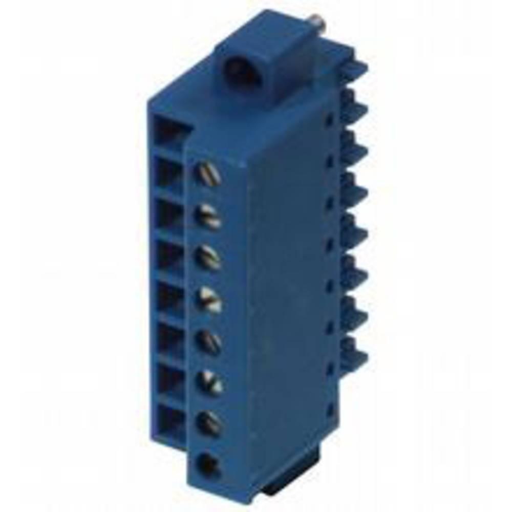 Pepperl+Fuchs 221407 povezovalna sponka modra 1.5 mm² 8 A 160 V