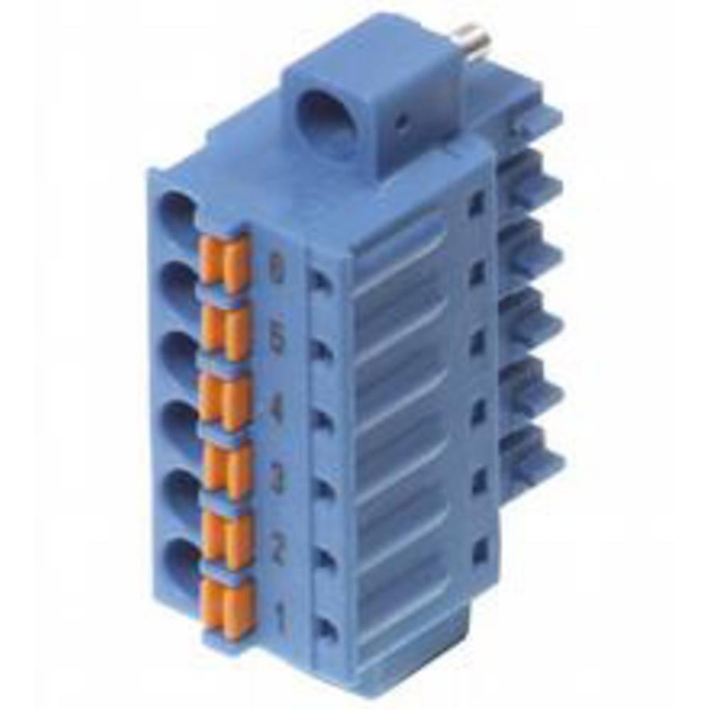 Pepperl+Fuchs 540230 povezovalna sponka modra 1.5 mm² 8 A 160 V