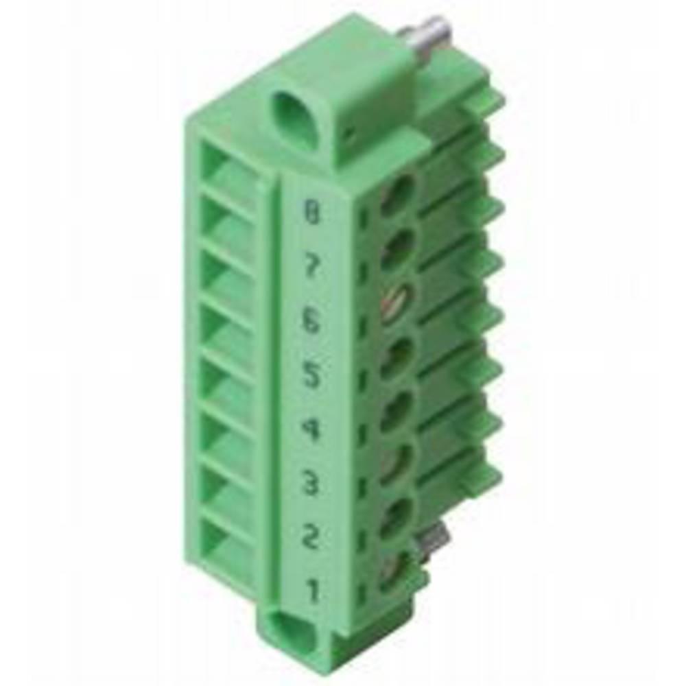 Pepperl+Fuchs 542016 povezovalna sponka zelena 1.5 mm² 8 A 160 V