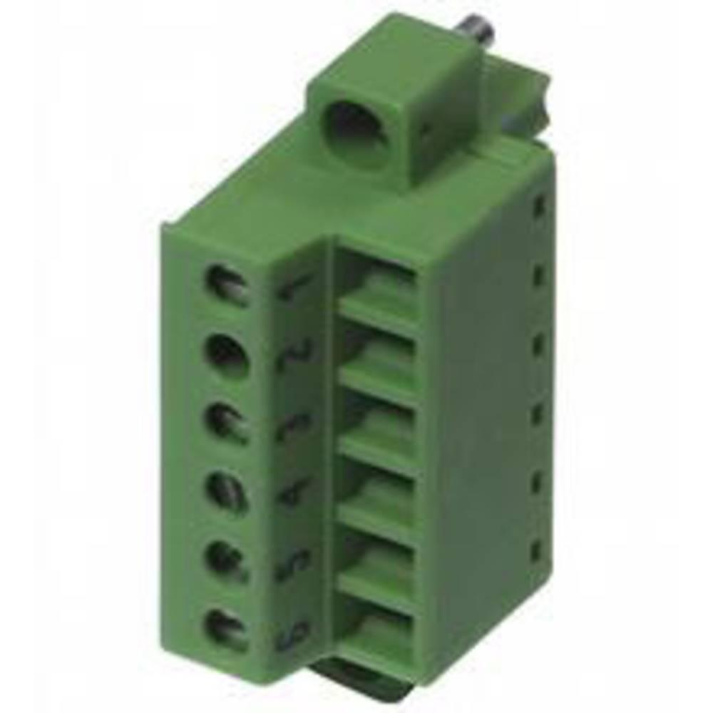 Pepperl+Fuchs 542020 povezovalna sponka zelena 1.5 mm² 8 A 160 V