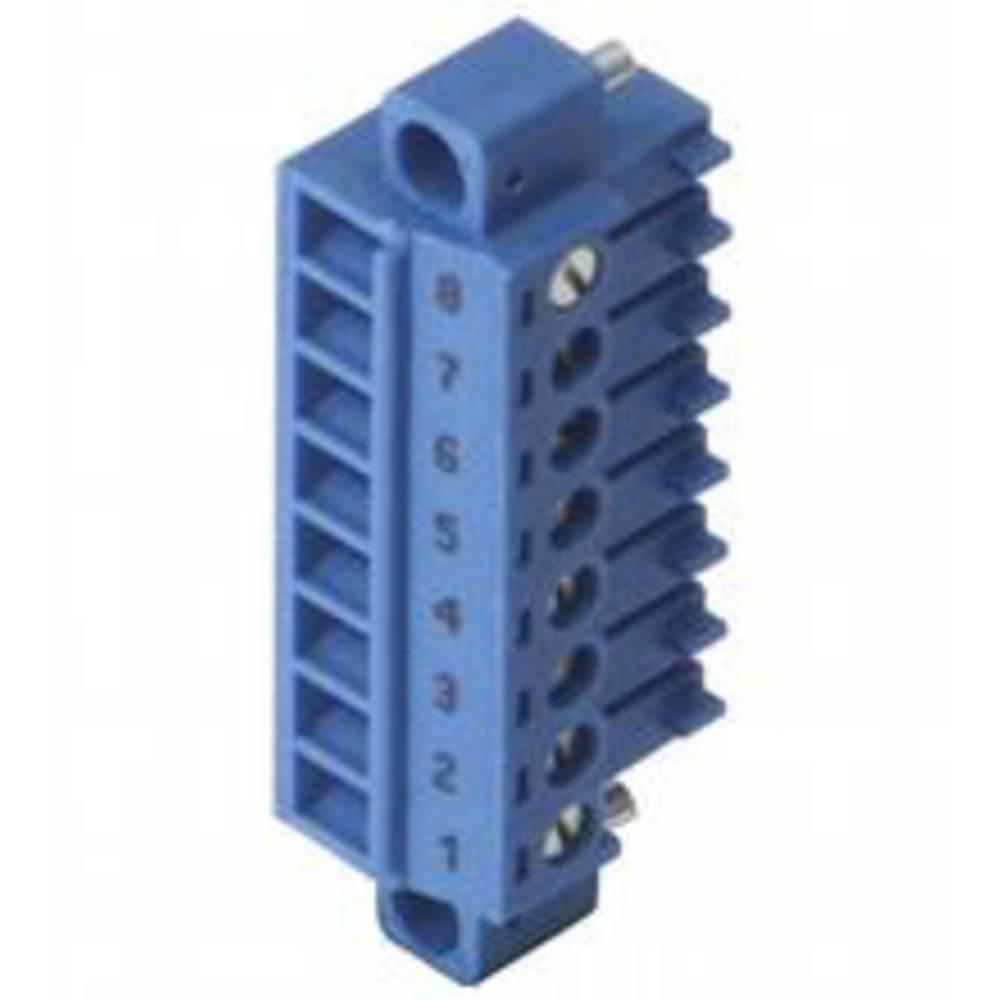 Pepperl+Fuchs 542052 povezovalna sponka modra 1.5 mm² 8 A 160 V