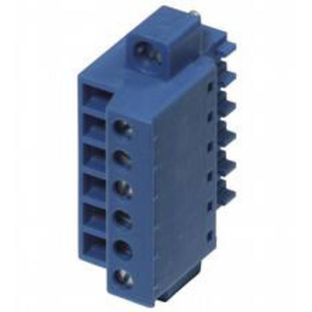 Pepperl+Fuchs 542055 povezovalna sponka modra 1.5 mm² 8 A 160 V