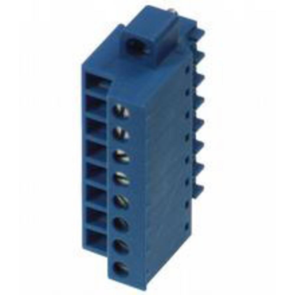 Pepperl+Fuchs 542056 povezovalna sponka modra 1.5 mm² 8 A 160 V