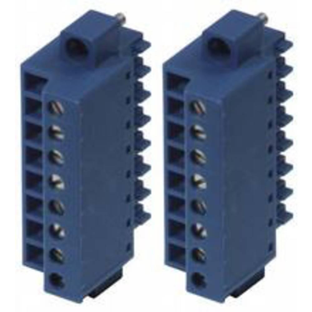 Pepperl+Fuchs 542057 povezovalna sponka modra 1.5 mm² 8 A 160 V