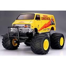 Tamiya Lunch Box s ščetkami 1:12 RC modeli avtomobilov elektro monster truck zadnji pogon (2wd) komplet za sestavljanje