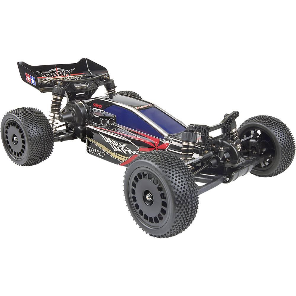 Tamiya Dark Impact s ščetkami 1:10 RC Modeli avtomobilov Elektro Buggy Pogon na vsa kolesa (4WD) Komplet za sestavljanje