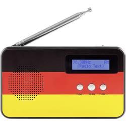 Reflexion TRA5005D+ GER namizni radio DAB+, UKW DAB+, UKW, USB natančne tipke
