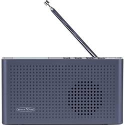 Reflexion namizni radio DAB+, dab, UKW DAB+, UKW natančne tipke črna
