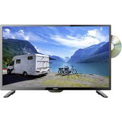 Reflexion LED-TV 28 palec EEK A+ (A+++ - D) ci+, dvb-c, dvb-s2, DVB-T2 hd, pvr ready, DVD-player črna (svetleča)