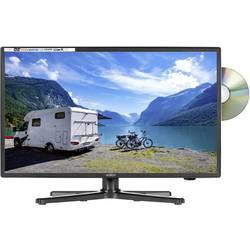 Reflexion LED-TV 24 palec EEK A (A+++ - D) ci+, dvb-c, dvb-s2, DVB-T2 hd, pvr ready, DVD-player, full hd črna (svetleča)