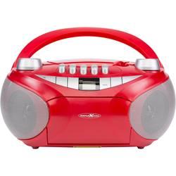 Reflexion cd radio UKW aux, cd, kaseta, UKW, USB natančne tipke rdeča