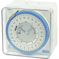 ORBIS Zeitschalttechnik MINI T QRS 230 V časovna stikalna ura za zunanjo uporabo analogno 120 V/AC, 230 V/AC, 12 V/AC, 12 V/DC,